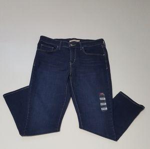 Levi's Classic Mid-Rise Skinny Size 12 Short